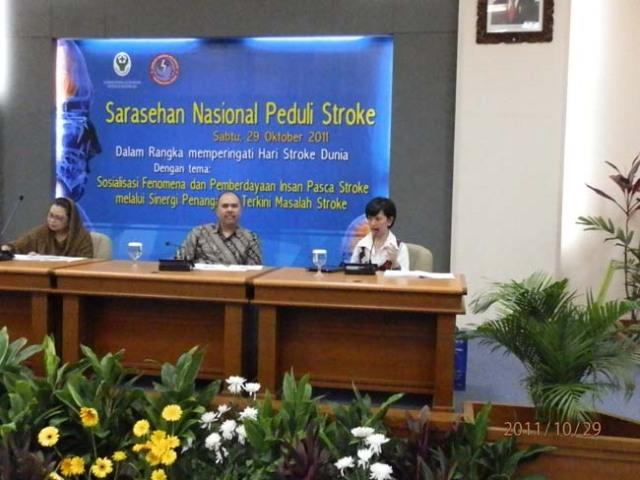 DR. dr. Widjaya Laksmi MSc,Sp.RM ,  dr. Herdiman Sp.RM, Ir. Christie Damayantie,MM